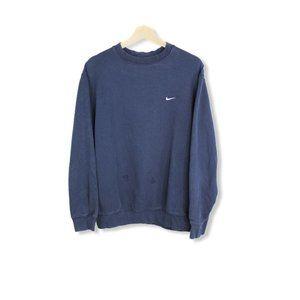 Vintage Nike Side Swoosh Crewneck Sweatshirt Made
